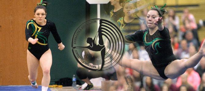 Sklenar and Kowalik Sweep NCGA East Gymnast of the Week Honors