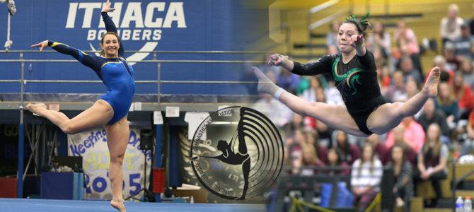 Gery and Kowalik Garner NCGA East Gymnast of the Week Honors