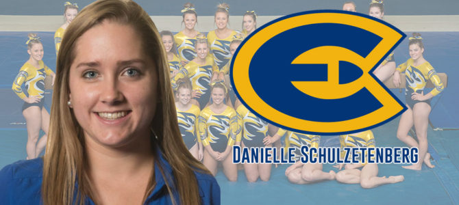 Schulzetenberg Named Head Women's Gymnastics Coach at UW-Eau Claire