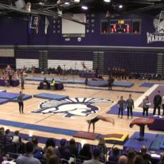 Winona State University to host the 2021 NCGA Division III Women's Gymnastics Championships
