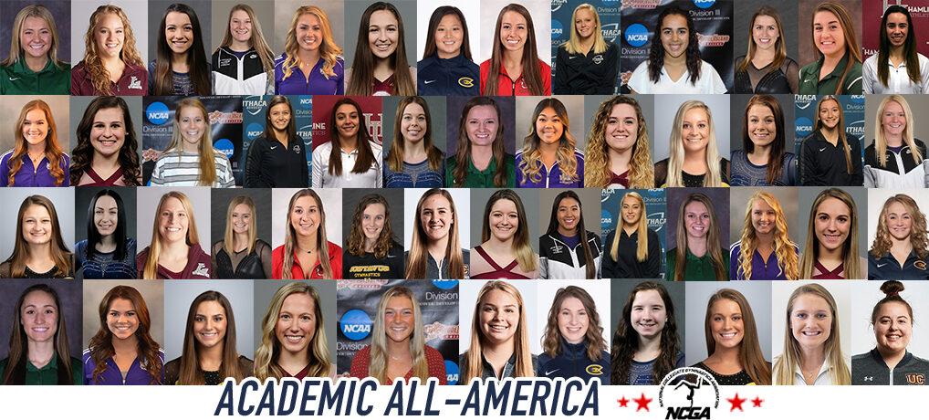 Fifty-One Earn NCGA All-America in Academics Honors