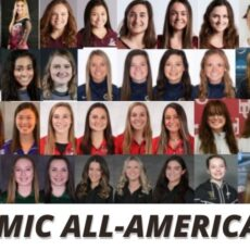 2021 NCGA All America in Academics Award Recipients Announced